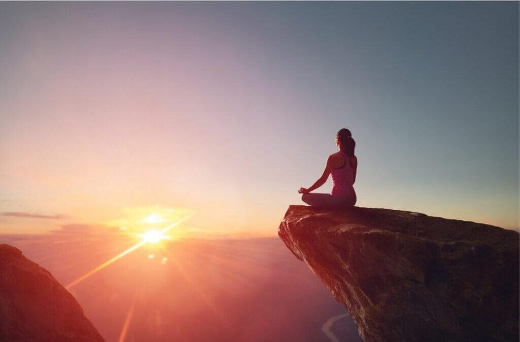 Maigrir en faisant des séances de méditation
