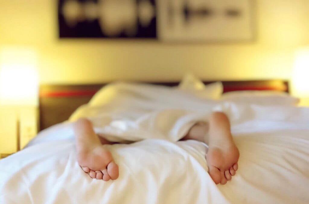 Traitement des troubles du sommeil par la cryothérapie